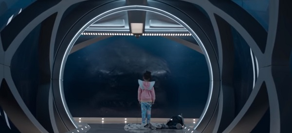 The Meg Movie Review Weekend Box office