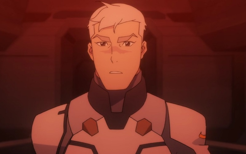 Voltron season 7 Shiro Netflix queerbaiting