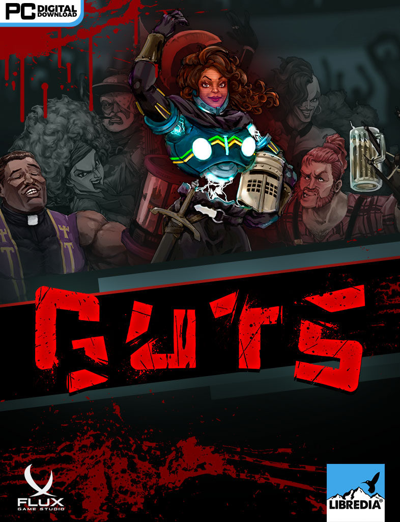 GUTS game Libredia update