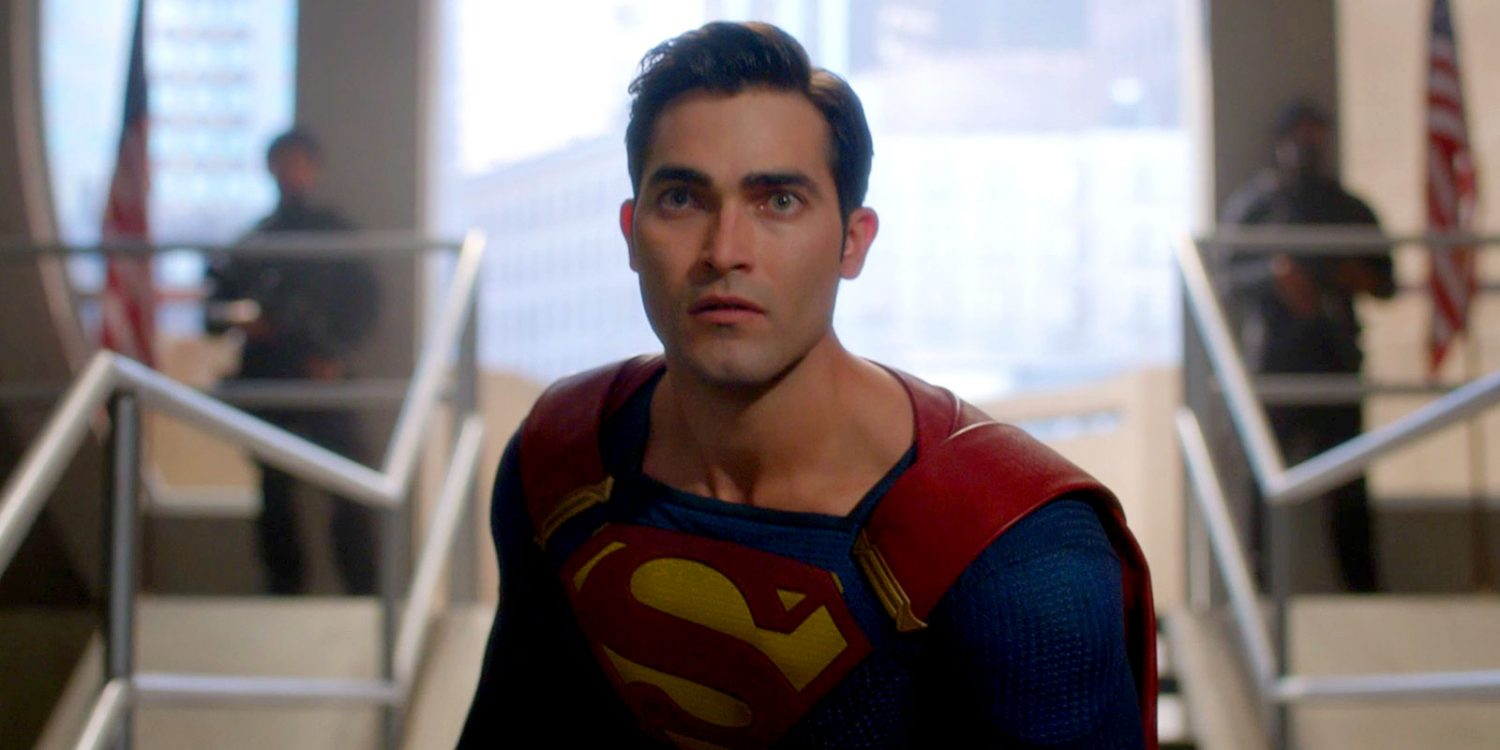 Tyler Hoechlin Superman Lois Lane