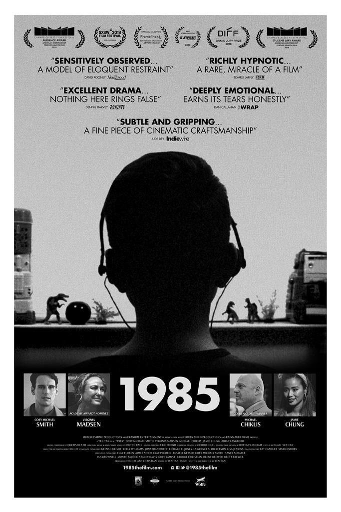 1985 film trailer release Yen Tan Cory Michael Smith