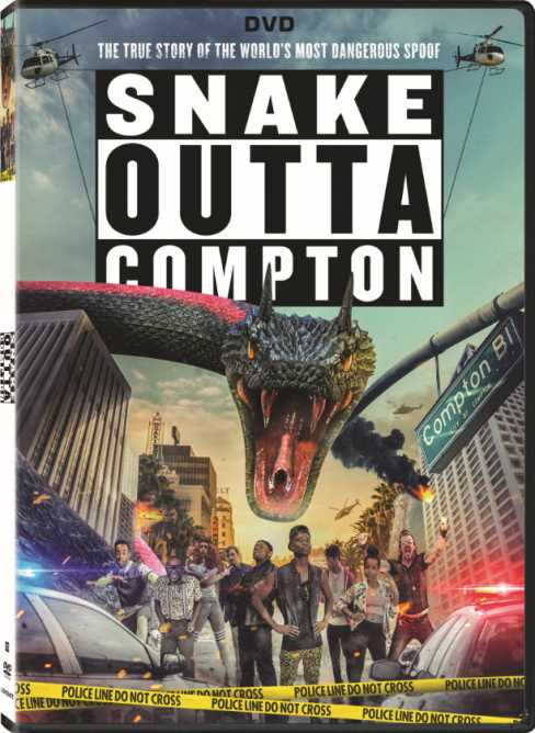 Snake Outta Compton DVD Digital October release