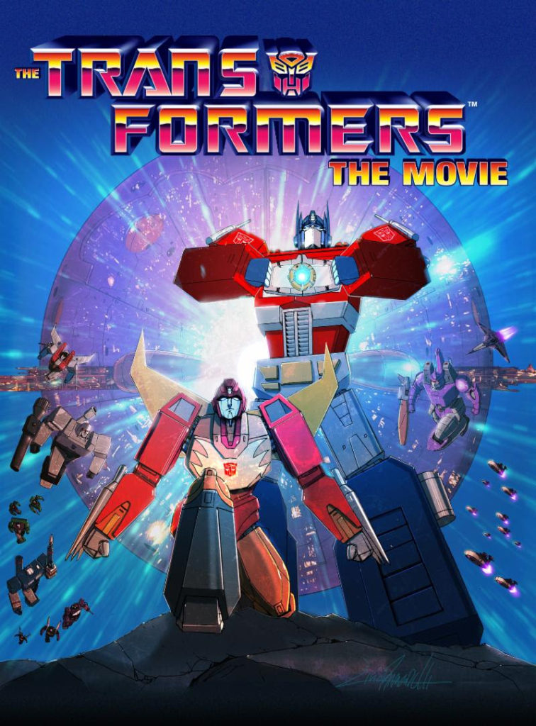 The Transformers The Movie Fathom release