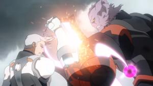 Voltron season 7 Shiro Sendak