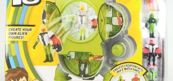 'Ben 10 Alien Creation Chamber' Lets You Make Your Own Aliens – Review