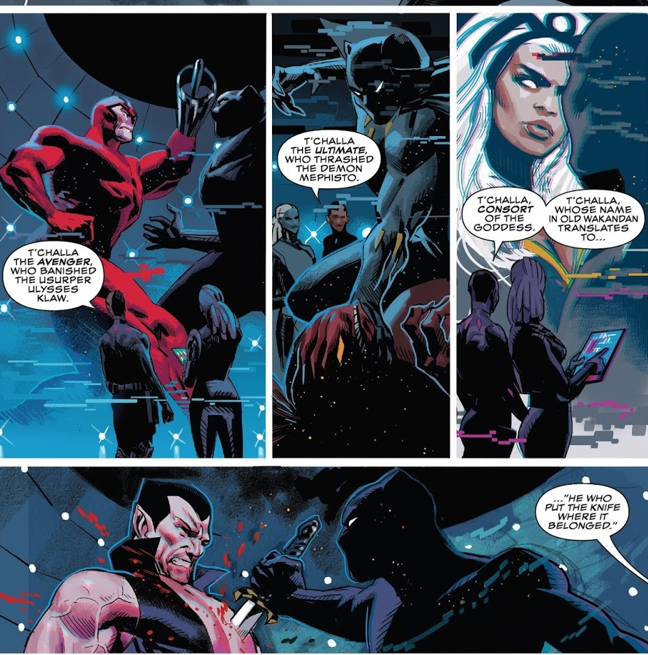 Black Panther 2018 Issue 3
