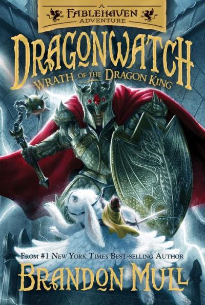 Dragonwatch Book 2 Brandon Mull trailer October release