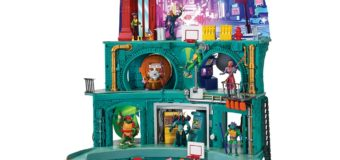 Playmates Toys – New Rise of the Teenage Mutant Ninja Turtles Toy Line & Sewer Squad Pizza Points Loyalty Program