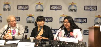 Impact of LGBTQ Comics Creators and Readers panel – LBCC 2018