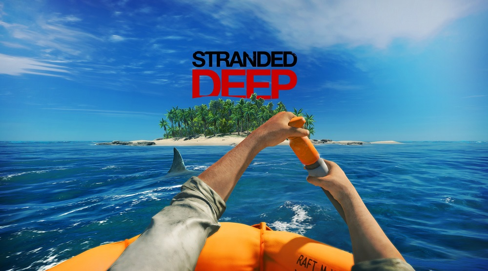 Stranded Deep game Telltale games PS4 Xbox One release