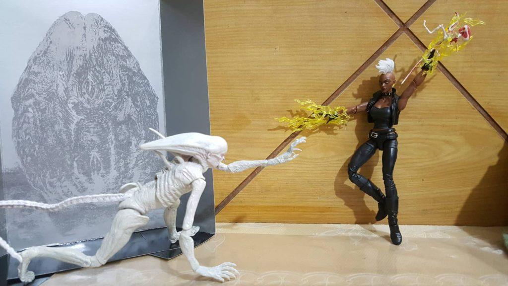 Storm vs Neomorph Megalopolis