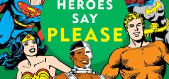 """""""Super Heroes Say Please"""" by Morris Katz – Book Review"""