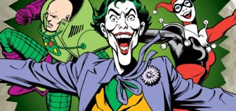 """The Big Book Of Super-Villains"" by Author Morris Katz – Review"