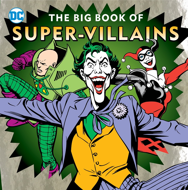 The Big Book of Super-Villains Downtown Bookworks