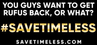 Timeless Fans Take to the California Coast This Weekend to Save the Series #SaveTimeless