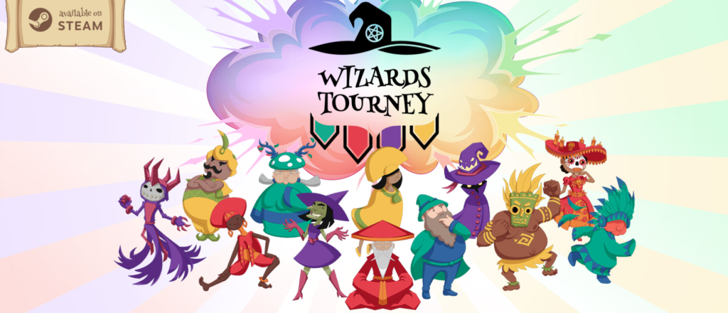 Wizards Tourney Steam Game Release PS4