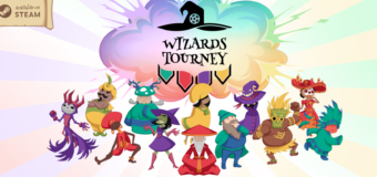 Wizards Tourney Releasing This September! Let's Make Mages Battle!