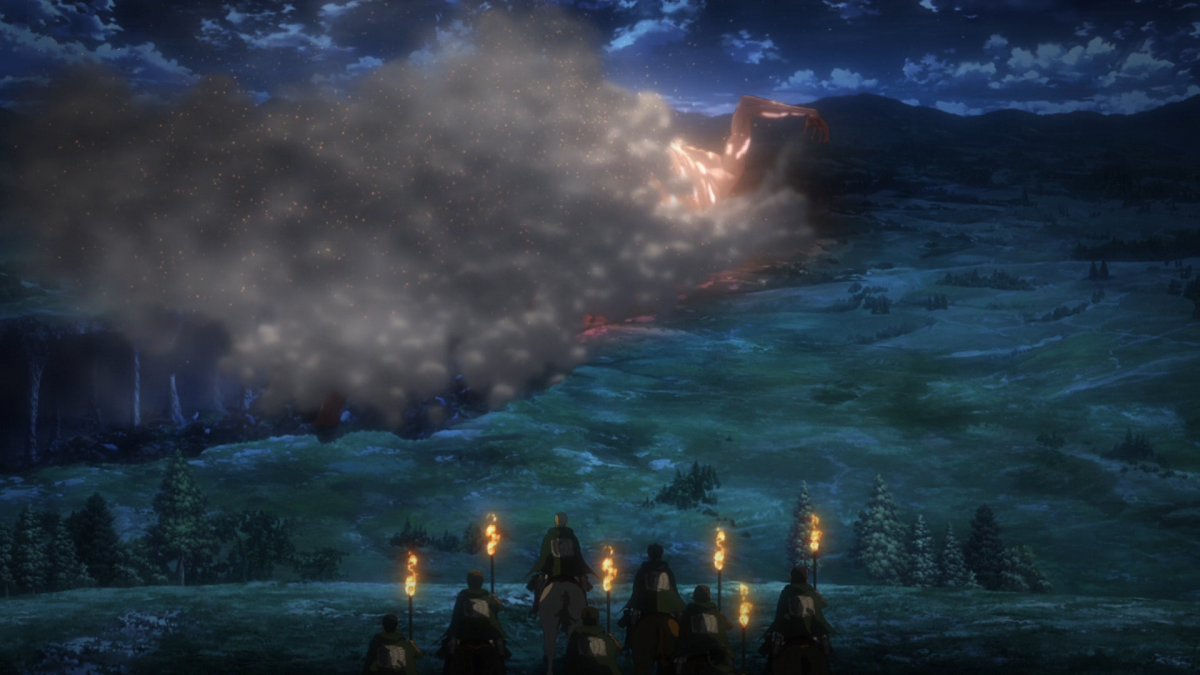 Attack on Titan Outside the Walls of Orvud District