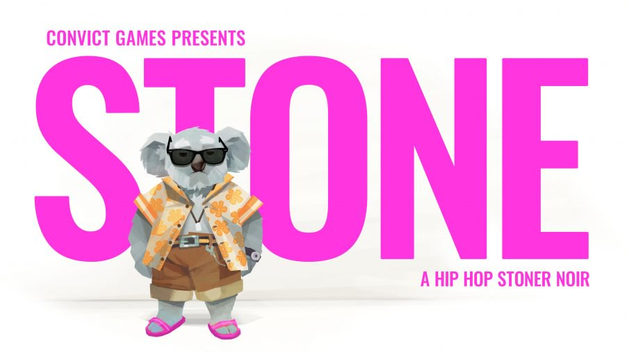 Stone game Convict Games hip hop stoner noir