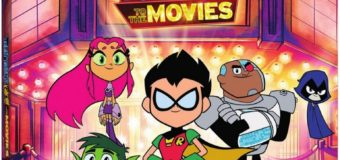 Teen Titans GO! to the Movies Coming to Blu-ray, DVD, and Digital This October