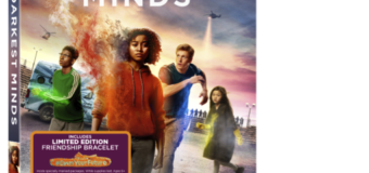 """The Darkest Minds"" Blu-ray Review: A Limited Edition #OwnYourFuture Bracelet & Extra Content!"