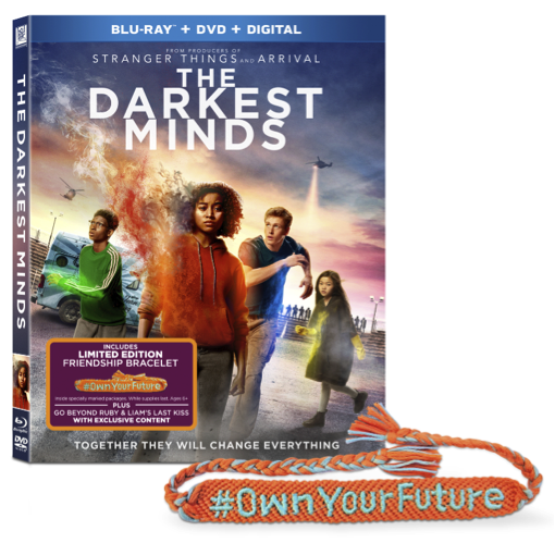 The Darkest Minds Blu-ray DVD release Fox