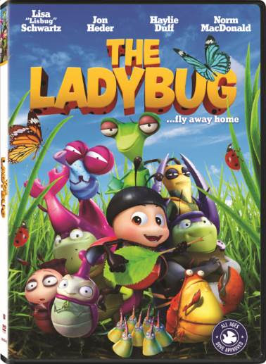 The Ladybug DVD November Lionsgate release