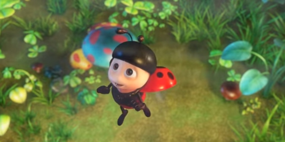 The Ladybug DVD Lionsgate November release