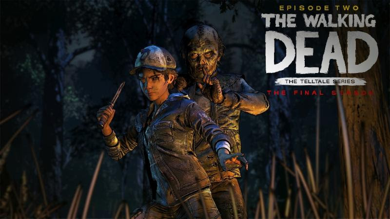 The walking dead final season telltale games episode 2 Suffer the Children September release