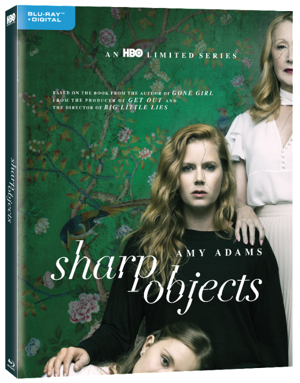 Sharp Objects HBO Blu-ray DVD release November