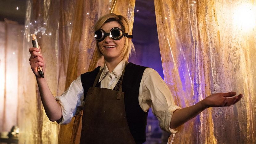 Doctor Who The Woman Who Fell to Earth