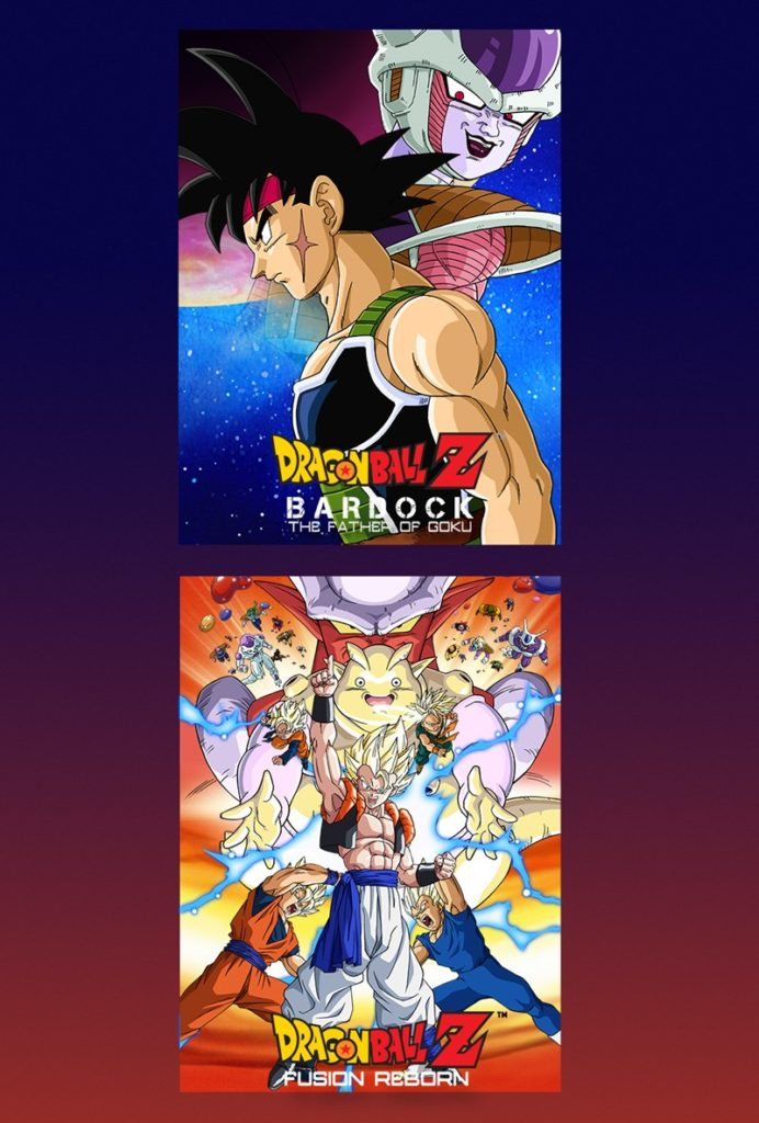 Dragon Ball Z Saiyan Double Feature Fathom Events November 2018