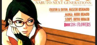'Boruto: Naruto Next Generations' Manga Issue 28 Review: Flowers