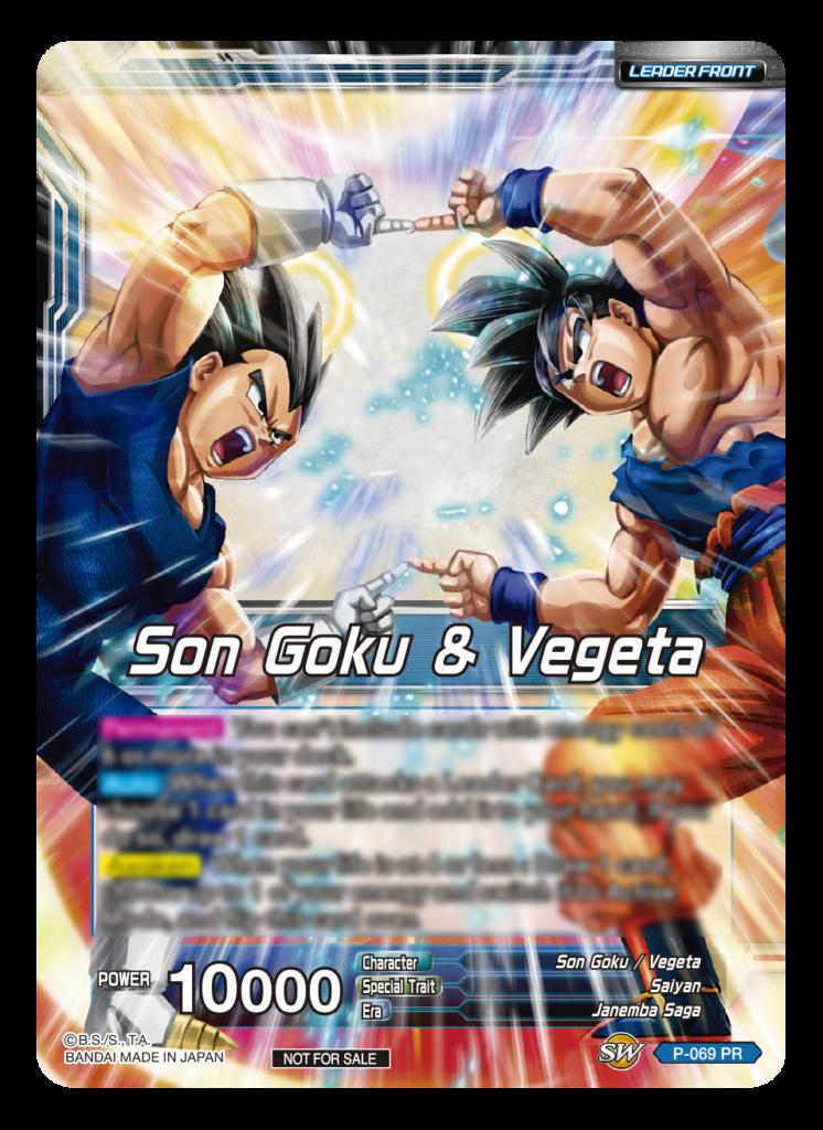Dragon Ball Super Card