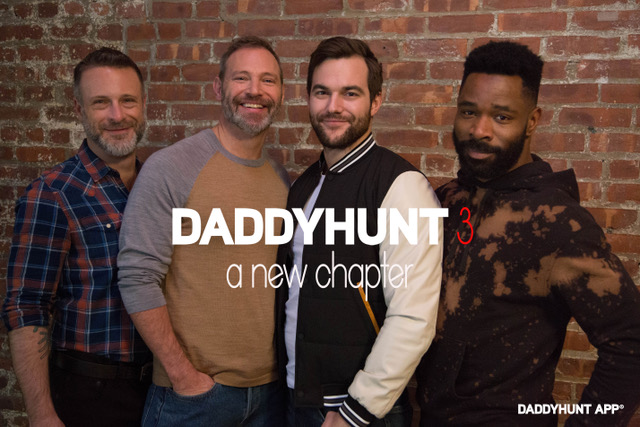 Daddyhunt The Serial Season 3 cast Daddyhunt season 3