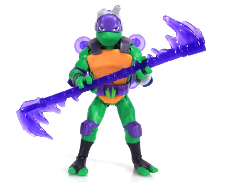 Donatello Rise of the TMNT action figure Playmates Toys
