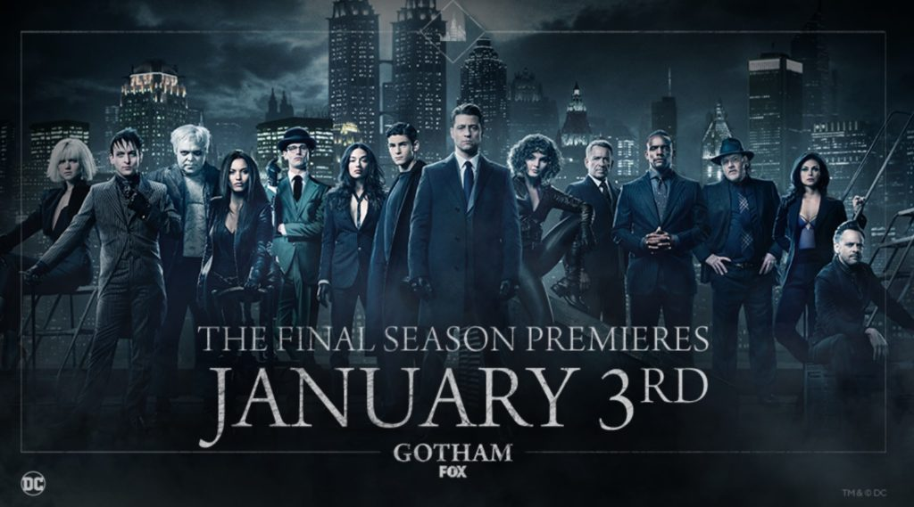 Gotham Season 5 premiere January 2019