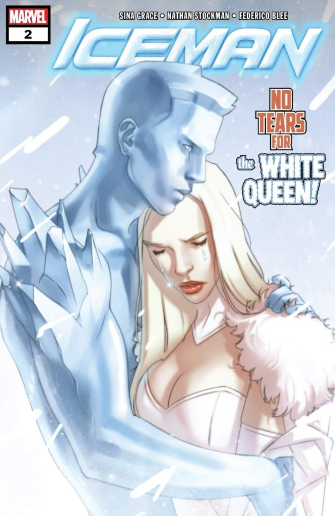 Iceman Issue 2 Review 2018
