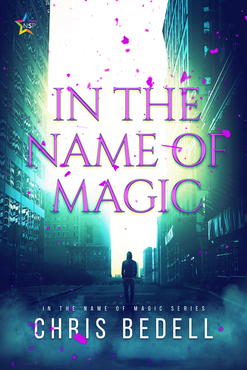 In the Name of Magic NineStar press book