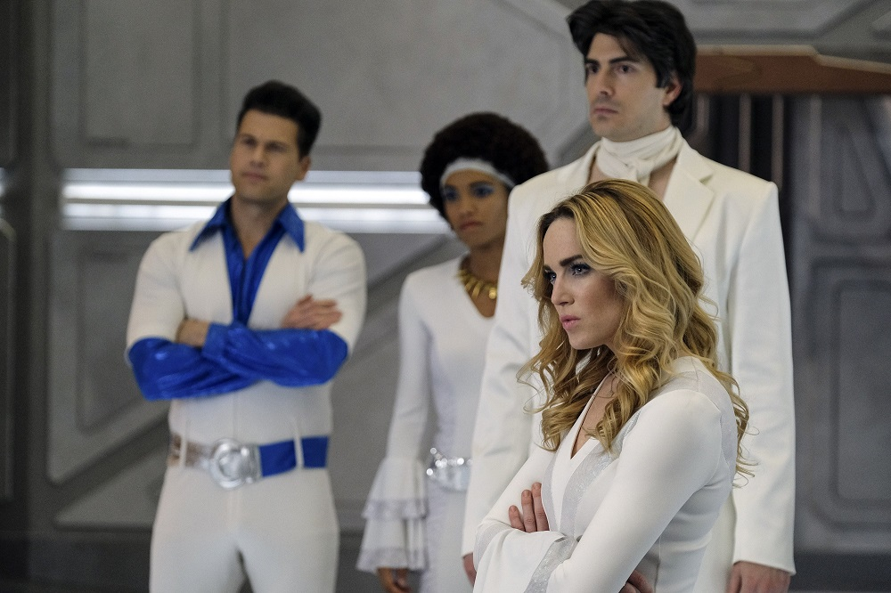 Legends of Tomorrow Season 3 Blu-ray DVD review