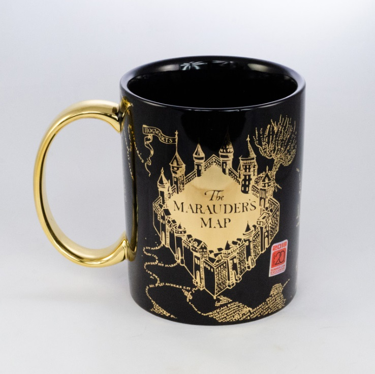 Harry Potter 64oz Marauders Map Mug Summer Convention Exclusive