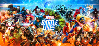 MARVEL Battle Lines Launches Today!
