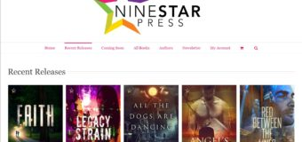 October 15, 2018 – New Queer Book Releases from NineStar Press