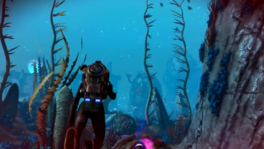 No Man's Sky The Abyss Game Update