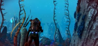 "No Man's Sky Gets Free ""The Abyss"" Content Update! Explore the Mysterious Deep"