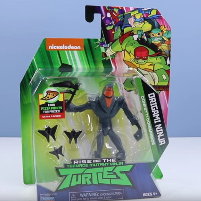 Foot Ninja Rise of the TMNT action figures Playmates Toys