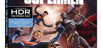 Reign of the Supermen on Digital and Blu-ray Gets January 2019 Release Dates