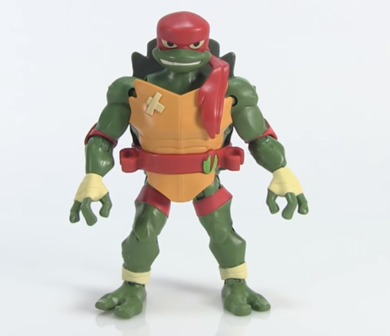 Raphael Rise of the TMNT action figure Playmates Toys