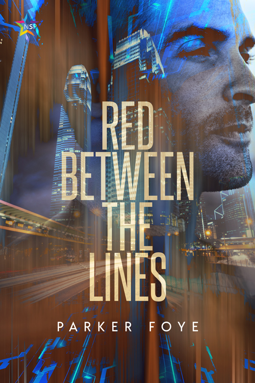 Red Between the Lines book NineStar Press gay book