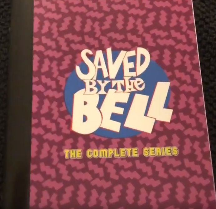 Saved By The Bell The Complete Collection DVD review